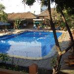 The Risata pool