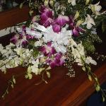 Bouquet assembled by Griya Santrian