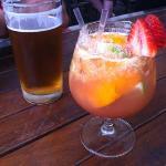Saturday afternoon drinks