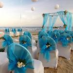 Wedding Chapel Decoration at Beach