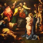 Raffaello-Giulio Romano, Trasfigurazione