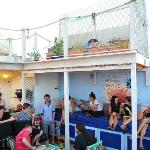 Roof terrace, cocktail bar