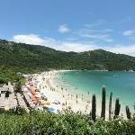 Vista da Praia do Forno (trilha)