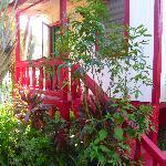 Red Cabana