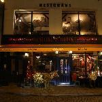 Restaurant maincorner
