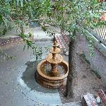 Fountain in Courtyard