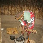 making Zulu beer