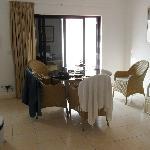 Living Area viewed from front door