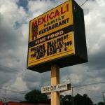 Bild från Mexicali Restaurant