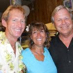 Owners (Mike and Adele) with Gary S.