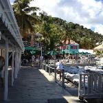 Boardwalk at Soper's Hole, West End,Tortola
