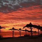 Рассвет (пляж в открытом море)