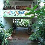 La Mariposa entrance