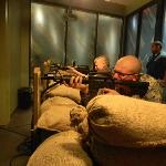 The artillary rifle range was great!