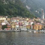 the village of Varenna