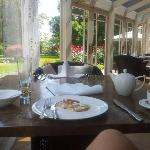 Conservatory - Breakfast