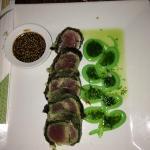 Dé aanrader om mee te starten; tempura van tonijn