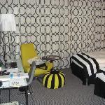 regular two-bed room