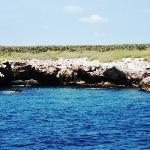 Islas Mariettas - Praia escondida