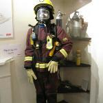 Old Firefighter gear