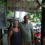 New Owners - Chi Chi's Burrito Hut - Duncan and Chelle Davidson