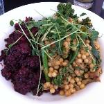 Beetroot and Cous Cous Salads