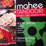 Mahee Tandoori