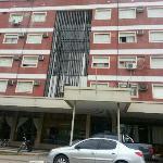 hotel plaza frente