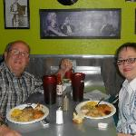 My wife and I enjoy Thanksgiving 2012