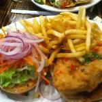 Ranch Chicken Sandwich