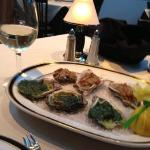 Oysters Rockefeller & Sauvignon Blanc