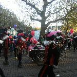 Sinterklass parade