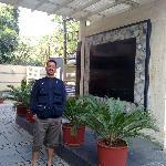 Amantra Hotel Entrance
