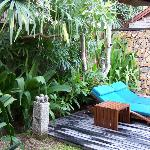 Pool Suite - Private Garden