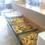 朝食レストラン 各種パン