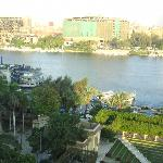 View from NIle side room