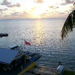Room with a view! Sunrise on Islamorada