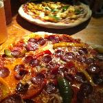 Pizza Sweet and Spicy Italian Sausage