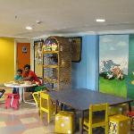 Children's Activity Room (Inside)