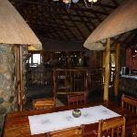 Bar/Dinning Room