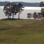 Golf Visit For Thanksgiving