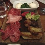 Fifteen's signature antipasti - ideal for two