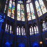 Altarraum - Fenster