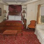 Suite LOLA MONTEZ chambre principale