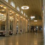 Utica train station