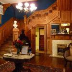 L'entrée du Chateau Tivoli