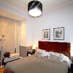 Dormitorio hotel Duque