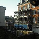Hotel Mazarin - Looking toward Bourbon