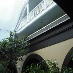 Hotel Mazarin - Courtyard