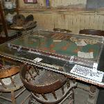 Faro Table where Doc Holliday played
